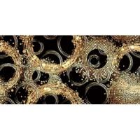 Керамическая плитка  декор Уралкерамика DWU09GLD228