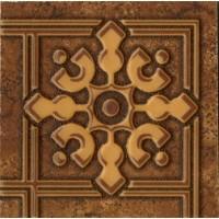 Adriatica BARI коричневый 9.5x9.5
