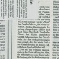 9555 0 MUSEUM T.NEWSPAPER/P 8x8