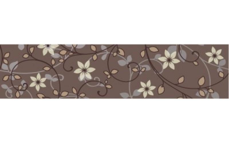 Керамическая плитка Modesta коричневый   6x25 Cersanit ME1C111