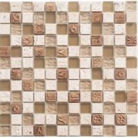 Мозаика  коричневая CV10133 Colori Viva