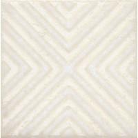 STG/B403/1266 Амальфи орнамент белый 9.9*9.9