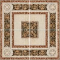 TES5850 Rosone Travertini Crema 84x84