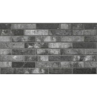 923801 Керамогранит LONDON CHARCOAL BRICK Rondine Group RHS 6x25