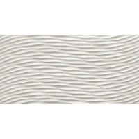 8DWM  3D Twist White Matt 40х80 40x80
