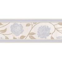 Керамическая плитка  для ванной голубая Lasselsberger 1502-0608