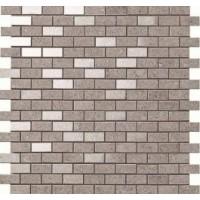 AUOM  Kone Pearl Mosaico Brick 30.4x30.4