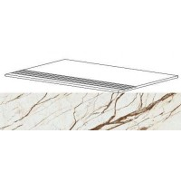 Ступень  полированная Qua Granite TES78485