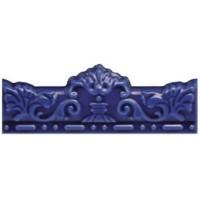 937528 Бордюр MOLD REAL AZUL Cas Ceramica 7x20