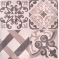 Керамическая плитка  метлахская Diffusion Ceramique TRC1515D19B