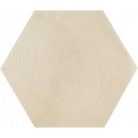 21626  HEXAWOOD White 17.5x20
