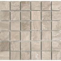 739358 Mosaico Ardoise Ecru Grip 30x30