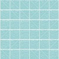 Керамическая плитка  для ванной бирюзовая Kerama Marazzi 21026