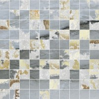 MQSB  Venus Mos.Q.Solitaire Mix Lapp. Blu tess. (2.9x2.9) 30x30