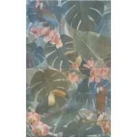 Керамическая плитка  папоротник HGDA3624x6000
