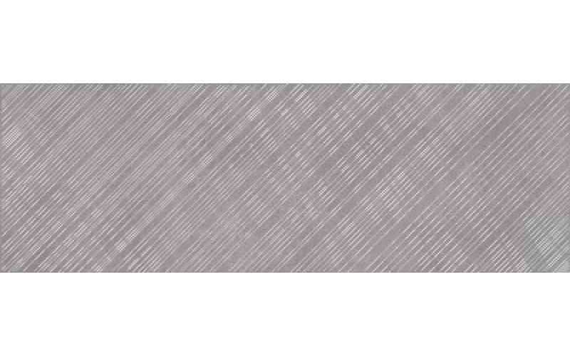 Керамическая плитка DT Apeks линии A серая  25x75 Cersanit AS2U091