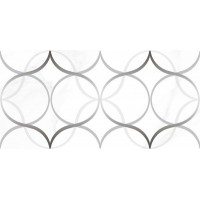 TES8096 Crystal Resonanse белый 30x60