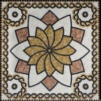 Мозаика  ковёр из плитки Natural TES66746