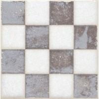 STG/A404/1266 Амальфи орнамент коричневый 9.9*9.9