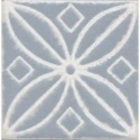 STG/C402/1270 Амальфи орнамент серый 9.9*9.9