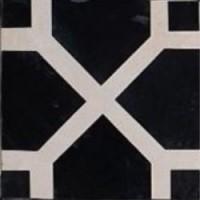 NOU1010C30 Zellige Eden Noir 10x10
