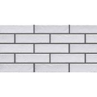 Керамическая плитка  белая под кирпич CERRAD TES100242