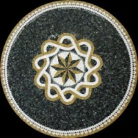 Мозаика  ковёр из плитки Natural PH-14