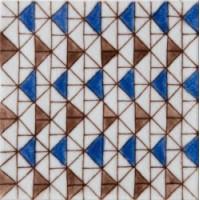 D01325N1E107 Sbeitla Bleu 10x10