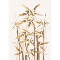 Ретро Бамбук 1 коричневый 25x35