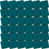21129 D.NUC TURQUOISE 28x28