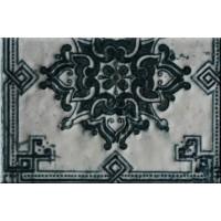 Керамическая плитка  для ванной черно-белая Imola Ceramica TES93448