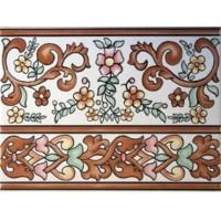 Бордюр CENEFA AMAYA MARRON Cas Ceramica