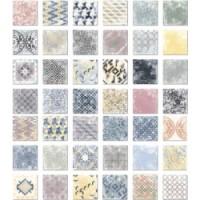 Керамогранит  25x25  Diffusion Ceramique GRC2525MIX06