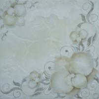 Керамогранит  с цветами Infinity Ceramic Tiles TES12133