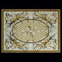 Мозаика  ковёр из плитки Natural TES66854