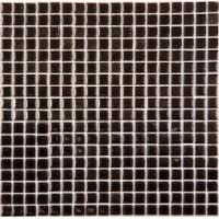 JH-401(М) стекло (15x15x4) 30.5x30.5 (мелкая черная)