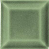 Керамическая плитка  кабанчик зелёная ADEX ADMO2028
