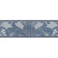 Керамическая плитка  для ванной синяя MLDB897071