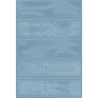 Керамическая плитка для ванной морская волна 1059751 Керамин