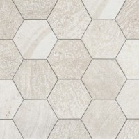 L241713841 Amsterdam 2D Hexagon Beige 19x19
