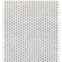 Мозаика матовая белая L244007091 L'Antic Colonial