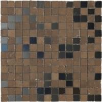 ML02ME Metaline Corten Mosaico Metal 30x30