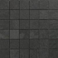 SD043MA Stone D Quarzite Grafite Mosaico A 30x30