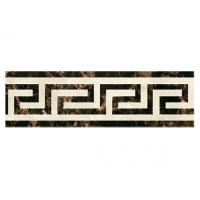 Декоративный элемент (Керамогранит) PERONDA MUSEUM OPALO-BACH-ONICE-ZAR Бордюр C. BEAUTY/P