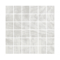 Керамогранитная мозаика RAFTER Ice Natural Mosaico 5x5 (Aparici)