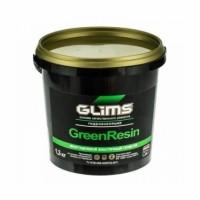МНОГОЦЕЛЕВОЙ ЭЛАСТИЧНЫЙ ГЕРМЕТИК GLIMS-GREENRESIN 1.3 КГ Glims
