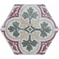 Декор HEXATILE RAMBLA BEIGE Equipe Ceramicas