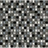 Мозаика IMPERIA MIX SILVER BLUE BLACKS (1,5X1,5) L'Antic Colonial