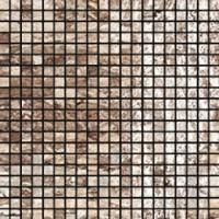 Декор HIROS Мозаика RUGGINE (47*47ММ) СД133Р Cerdomus