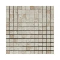 Керамическая мозаика IMARBLE Breccia Decor Mosaico 2,5x2,5 (Aparici)